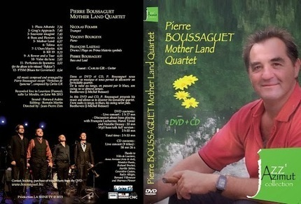 2Mc éditions – Google+ - PIERRE BOUSSAGUET - MOTHER LAND QUARTET - Dans ce DVD et… | A propos de 2Mc éditions | Scoop.it