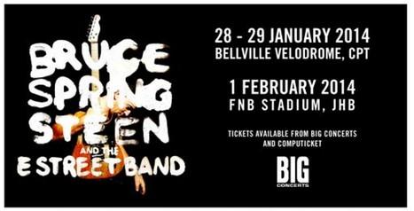 En concert au Cap, Bruce Springsteen dédie « We Shall Overcome » à son « ami et héros » Pete Seeger   Bruce Springsteen   Scoop.it