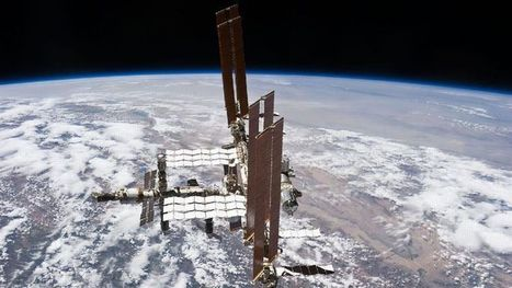 La Station spatiale internationale touchée par une panne | The Blog's Revue by OlivierSC | Scoop.it
