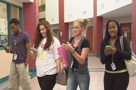 LISD now allowing students to have cell phones in school - KTRE   Smartphones in School   Scoop.it