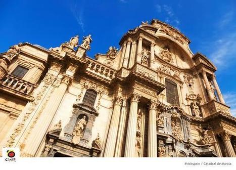 Cathedral of #Murcia, Spain -mixing Gothic and #Baroque   Baroque   Scoop.it