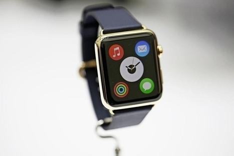 24 millions d'Apple Watch déferleront l'an prochain | Actus - Divers | Scoop.it