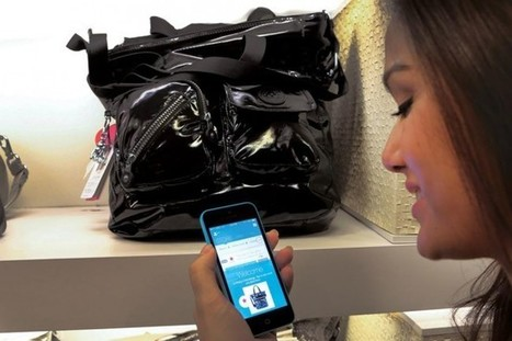 Apple's location-sensing iBeacon tech comes to Macy's | Digital Marketing | Scoop.it