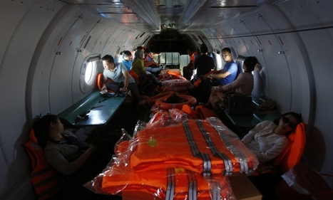 Malaysia Airlines Flight MH370: Engine Data Suggests Jet Flew 5 Hours, Could Have Reached North Korea | gonaliasdei | Scoop.it