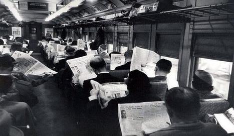 Twitter / EdSabel: Stiltes in treincoupes door smartphones tegenwoordig... ;-)   Social Media In Law Enforcement   Scoop.it