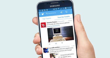 Twitter officialise sa nouvelle timeline algorithmique. No big deal. | Actualité Social Media : blogs & réseaux sociaux | Scoop.it