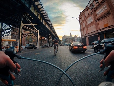 New York à travers les yeux d'un cycliste | J'aime la photographie | Scoop.it
