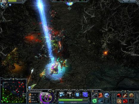 Nueva versión de Heroes of Newerth 3.0 - Gratis | Juegos | Scoop.it