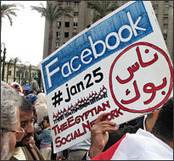 Civil movements: Facebook and Twitter in the Arab Spring   Theme 2: Social Environments   Scoop.it