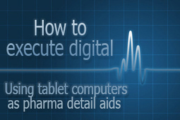 Using tablet computers as pharma detail aids - - General articles - - PMLiVE | medcomms | Scoop.it