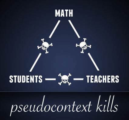 Pseudocontext Saturdays: Introduction | Edtech PK-12 | Scoop.it