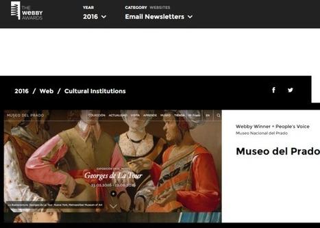 El Prado, a la vanguardia de los museos en la red | ARTE, ARTISTAS E INNOVACIÓN TECNOLÓGICA | Scoop.it