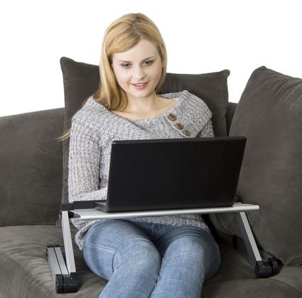 WorkEZ Executive   Adjustable Ergonomic Stand Up Desk   Scoop.it