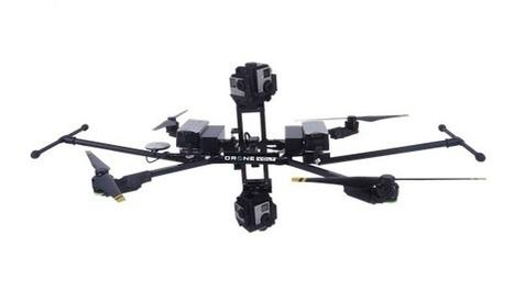 Le drone Janus filme le monde à 360°   AERONAUTIQUE NEWS - AEROSPACE POINTOFVIEW - AVIONS - AIRCRAFT   Scoop.it