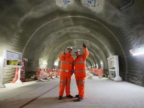 Investing in infrastructure, such as Crossrail 2, boosts the economy | The UK Economy: Edexcel Theme 2 and Theme 4 Economics | Scoop.it