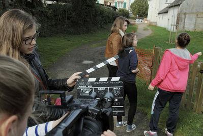 A Cintré, les ados se font un film | Site de Rennes, Ville et Métropole | Mes articles | Scoop.it