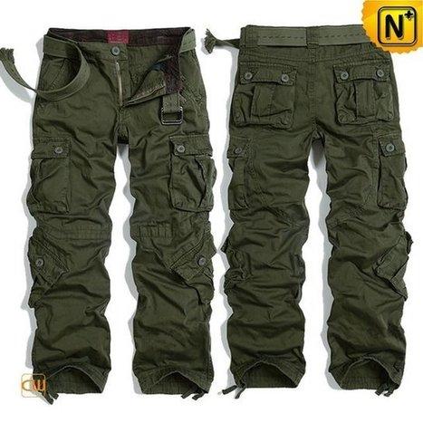 Los Angeles Mens Cargo Pants Hunting Pants CW100016 | Leather Blazer Jacket | Scoop.it
