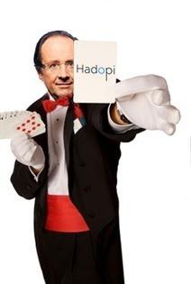 François Hollande remplacera Hadopi par Hadopi   L'actualité de la filière Musique   Scoop.it