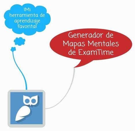Generador de Mapas Mentales: Añade un Toque de Color a tus Creaciones | Retos de la educación a distancia | Scoop.it