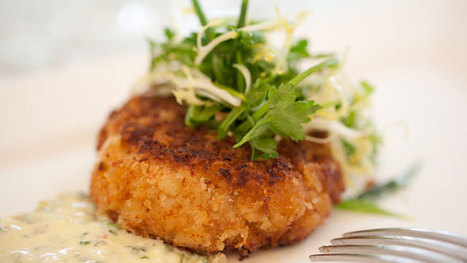 Margaret's Maine crab cakes | Its All About Seafood | Scoop.it