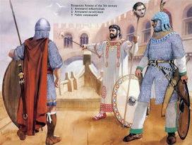 LA INVASIÓN  ÁRABE DE EGIPTO. 639-642   LVDVS CHIRONIS 3.0   Scoop.it