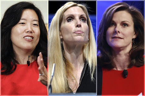 """Education """"reform's"""" new Ann Coulter: A reeling Michelle Rhee passes the lead to Campbell Brown 