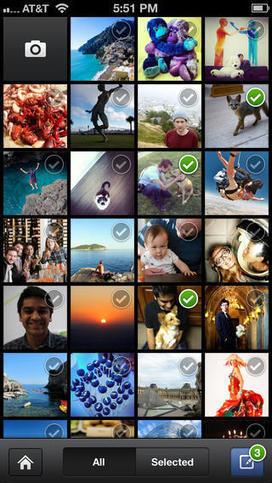 Les applications Facebook mobile | Le Mobile | Scoop.it