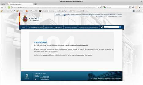 Los hackers del Senado - Naukas   Informática 4º ESO   Scoop.it