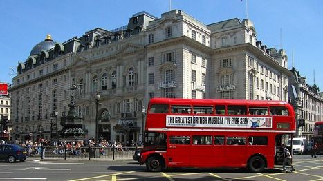 How Big Data And The Internet Of Things Improve Public Transport In London | Mobilité & Marketing | Scoop.it