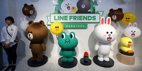Line Scraps IPO Plans | Emojis et stickers : lingua franca de nos écrans ? | Scoop.it
