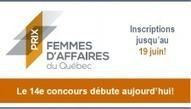 14e concours Prix Femmes d'affaires du Québec | Femmessor - Montréal | Femmes d'affaires | Scoop.it
