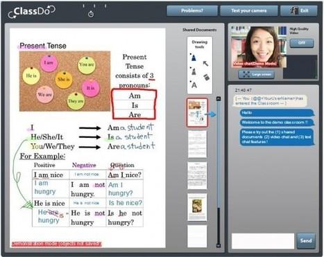 classdo, proyecto en el que podemos dar y recibir clases online | Jorge Leal | Scoop.it