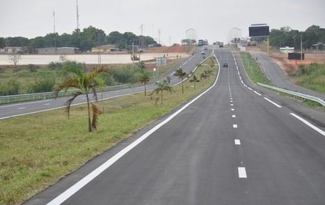 IMATIN.NET :::: Autoroute du Nord: Le péage débute en février 2014   Cote Ivoire   Scoop.it
