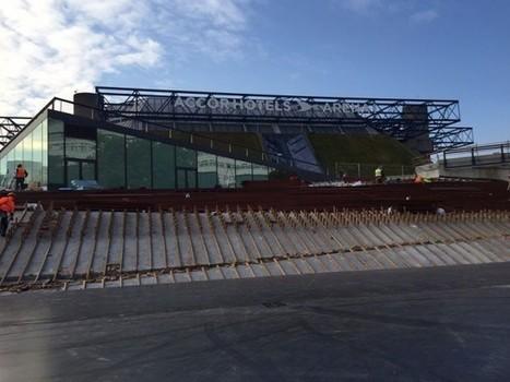 AccorHotels Arena, la renaissance du Palais Omnisport Paris Bercy | DVVD Architectes Ingénieurs Designers | Scoop.it