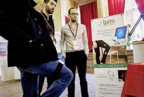 Start-up. Les pépites du numérique ont de la ressource à Rennes | LES INFOS DE LA SEMAINE | Scoop.it