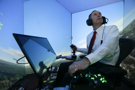Un algorítmo artificial bate a uno de los mejores pilotos de combate del mundo. | Hacked Freedom | Scoop.it