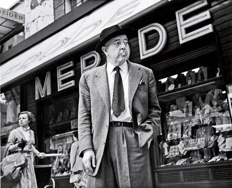 Sortir... Robert Doisneau, un photographe au Muséum... -   le blog profencampagne | Merveilles - Marvels | Scoop.it