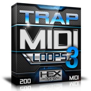 Trap MIDI Loops Vol 3 - MIDI Files and Patterns | Hex Loops | marajuananabire@yahoo.com | Scoop.it