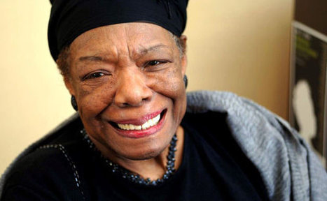 President Obama pays tribute to Maya Angelou - Telegraph | English Language Learners | Scoop.it
