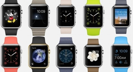 The Apple Watch: What it will/won't have | 3D Virtual-Real Worlds: Ed Tech | Scoop.it