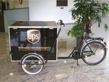 Twitter / UPS: Happy National Bike to Work ... | Social Network for Logistics & Transport | Scoop.it