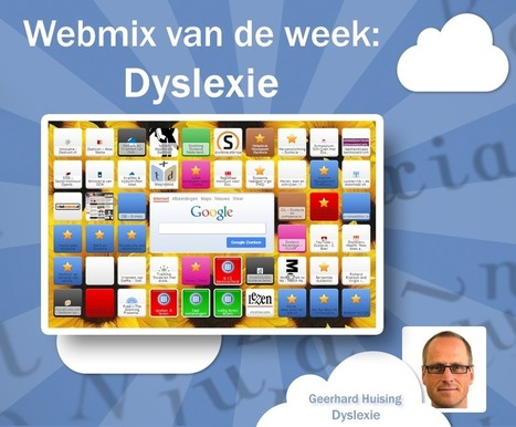 Webmix van de week - Dyslexie - Symbaloo EDU | Zorg en ICT | Scoop.it