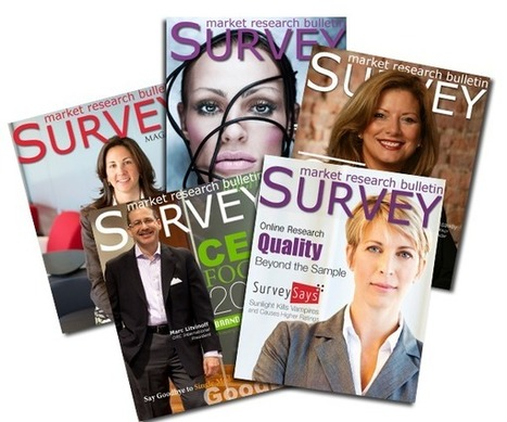 Advertising - SURVEY Magazine Advertising   Survey Magazine   Research Topics   Scoop.it