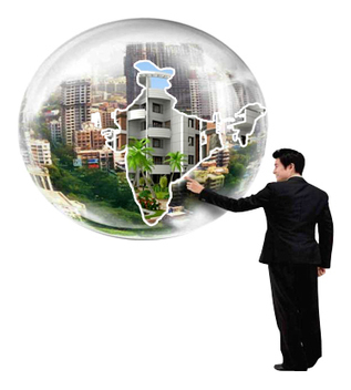 China eyes on Indian real estate market | Property Reviews, Rating | Scoop.it