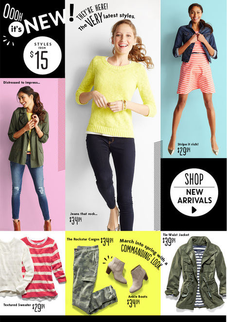 Women's Clothes | Old Navy | fashion dresses and  jewelry | Scoop.it
