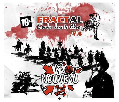 Fractal, JdR postapo en ligne gratis | Le Wastelander | Jeux de Rôle | Scoop.it