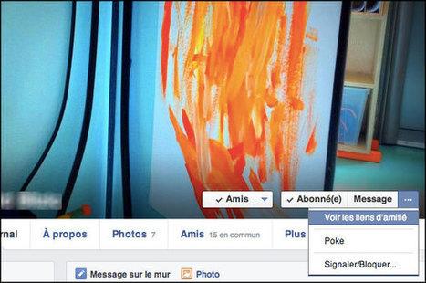 Gérer ses amis sur Facebook : le guide complet | Veille technologique sur le numérique | Scoop.it