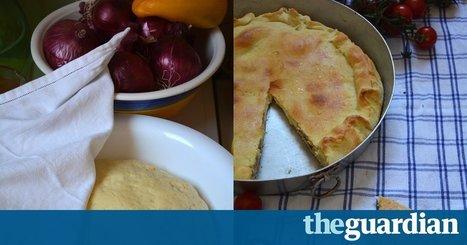 Rachel Roddy's Sicilian stuffed bread pie recipe is perfect for picnics | A kitchen in Rome | Food | Scoop.it