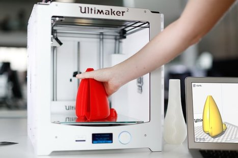 Ultimaker 3D Printers | Technology Education Concepts, Inc | 3D Printing in Education | Scoop.it