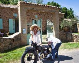 Une ferme restaurée en maison de vacances - CôtéMaison.fr | LM - Déco | Scoop.it